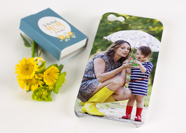 Smartphone case bedrukken