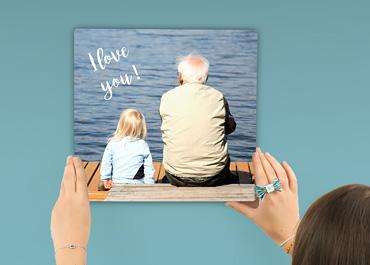 Foto op canvas, foto's op doek drukken