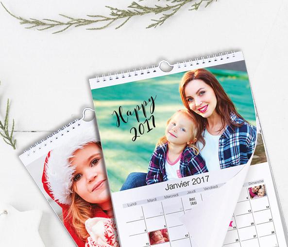 Personaliseerbare kalenders