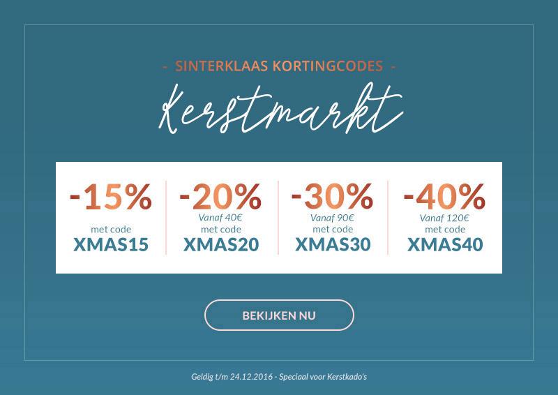 Sinterklaas kortingcodes - KERSTMARKT
