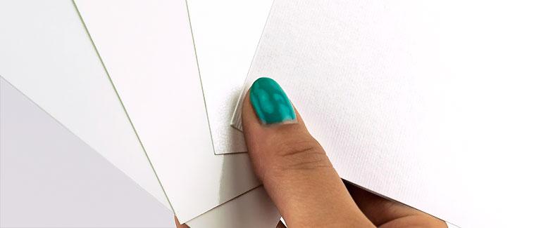 papier-zokaartjes