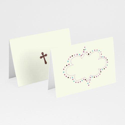 Plaatskaartjes doopviering - Fotolijst 10041 thumb