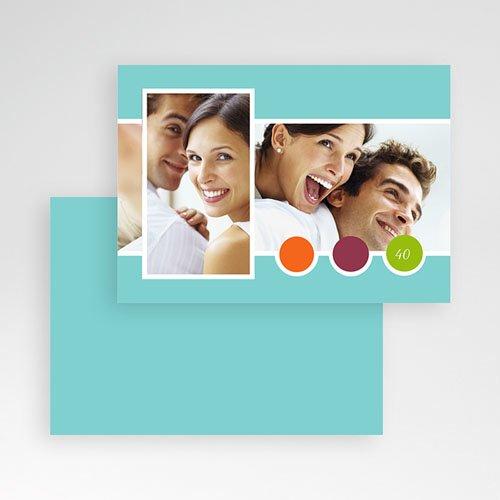 Fotokaarten met 2 foto's - Multifoto modern 2 foto's 10118 thumb