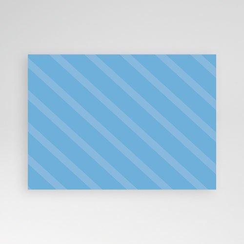 Geboortekaartje jongen - Hemelblauwe stralen 10311 thumb