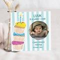 Verjaardagskaarten jongens - Stapel taartjes voor jongens 10406 thumb