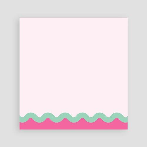 Uitnodigingen Verjaardag Meisjes Roze windmolentjes pas cher
