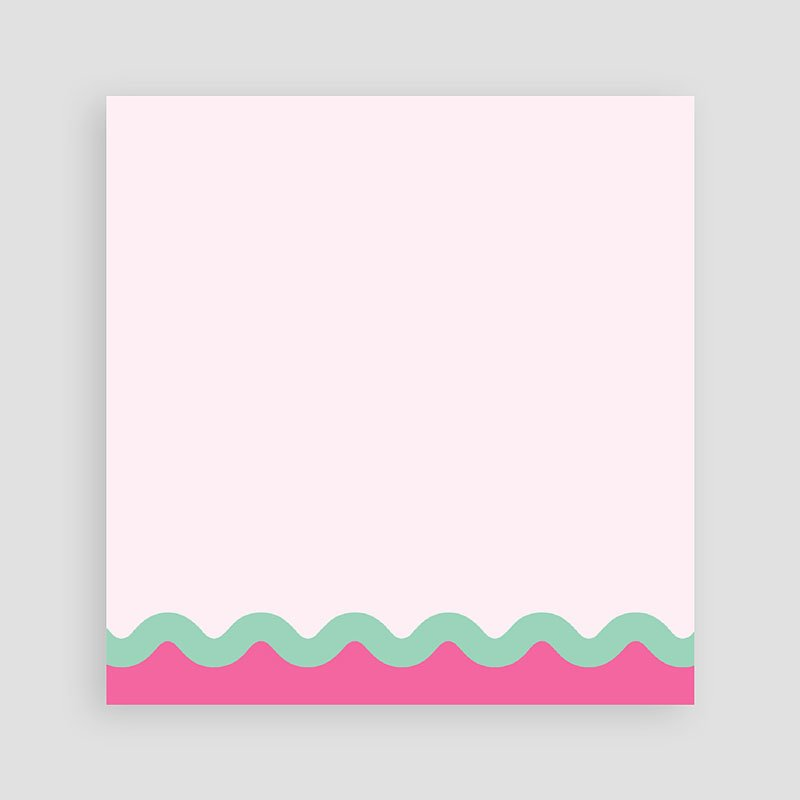 Verjaardagskaarten meisjes - Roze windmolentjes 10457 thumb