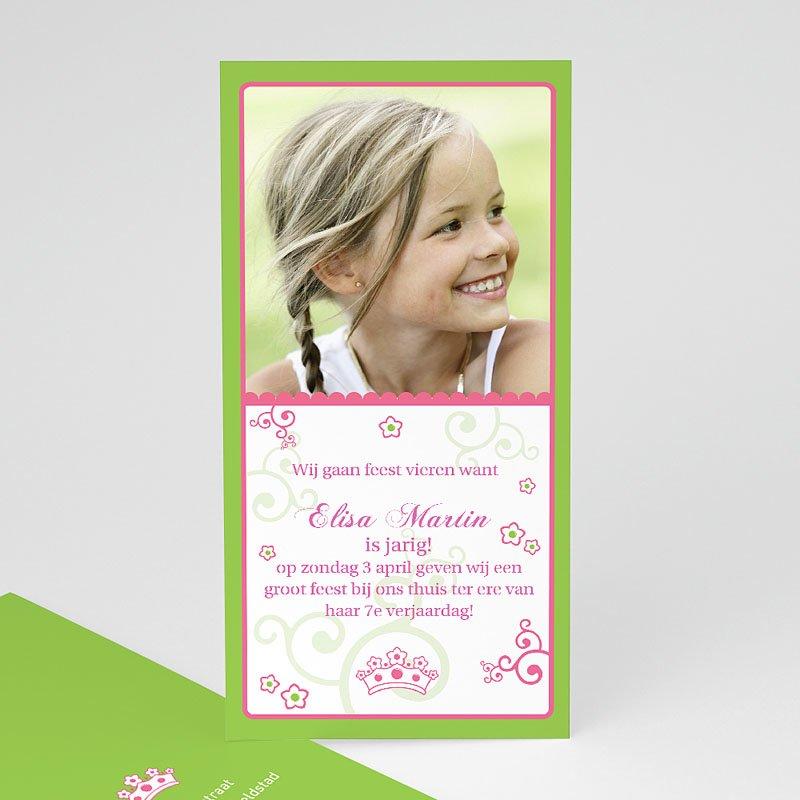 Verjaardagskaarten meisjes - Prinsesje 10512 thumb