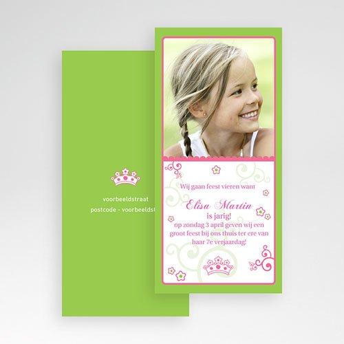 Verjaardagskaarten meisjes - Prinsesje 10513 thumb