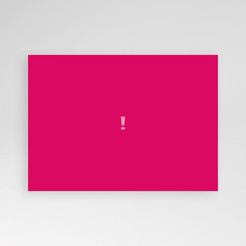 Meerderjarig Uitnodigingen Verjaardag Spetterende uitnodiging in rood pas cher