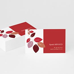 Visitekaartjes - Personaliseerbaar visitekaartje - 1