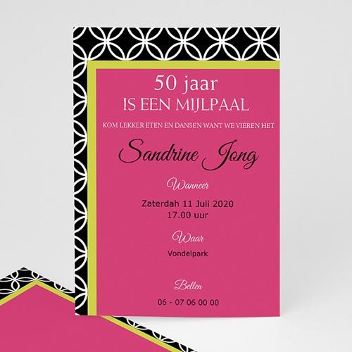 Meerderjarig Uitnodigingen Verjaardag Charmant uitnodiging