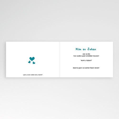 Personaliseerbare trouwkaarten - De bende 10748 thumb