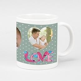 Mok Verloving en Valentijn Snoepige Valentijn