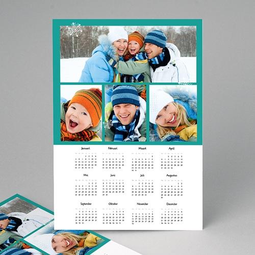 Kalender jaaroverzicht - vakantie foto 10884 thumb
