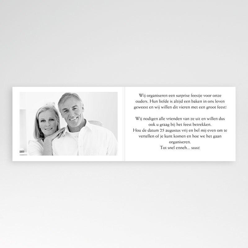 Jubileumkaarten huwelijk - 25 jaar getrouwd 10933 thumb