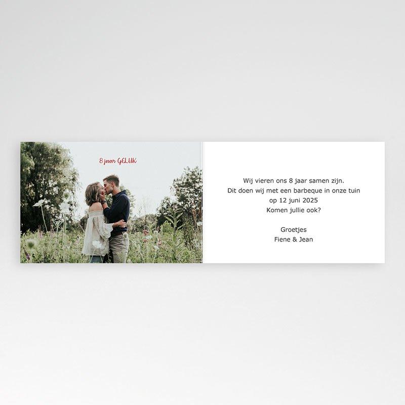 Bruiloft Uitnodigingen Verjaardag Klaprozen uitnodiging pas cher