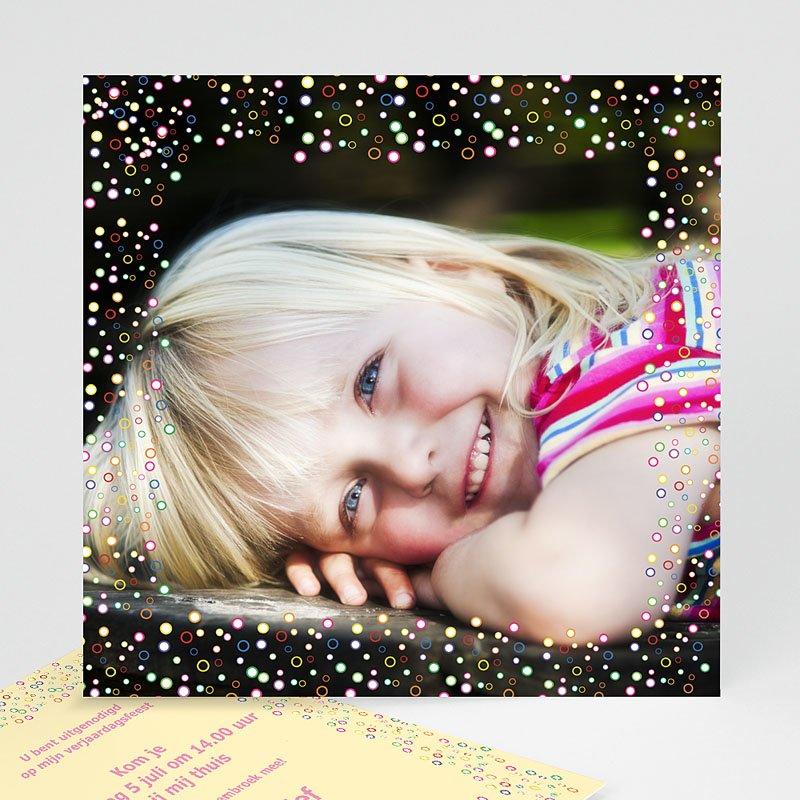 Verjaardagskaarten jongens - Ruimte confetti 10956 thumb