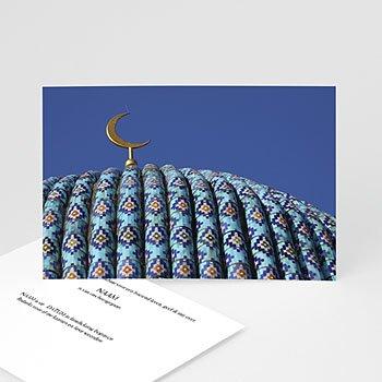 Bedankkaarten overlijden, Islamistisch - Moskee - 1