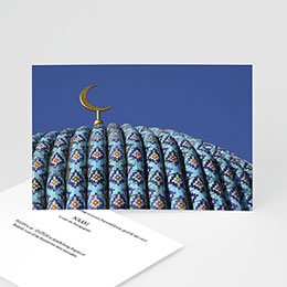 Bedankkaarten overlijden, Islamistisch Moskee
