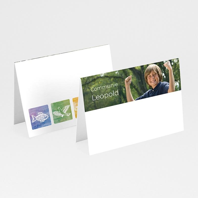 Plaatskaartjes Communie - Met trots gedoopt 11142 thumb