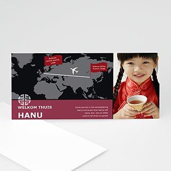 Adoptiekaarten voor meisjes - Chineese adoptie - 1