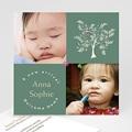 Adoptiekaarten voor meisjes - Vierkant de mooiste 11244 thumb