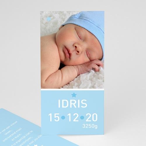 Geboortekaartje jongen - Torenhoge knul 11359 thumb
