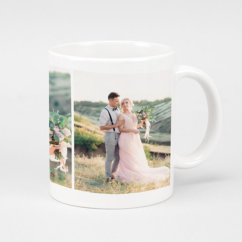 Personaliseerbare mokken Bruiloftsmok