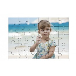 Personaliseerbare puzzel Foto-personaliseerbaar cadeau/object
