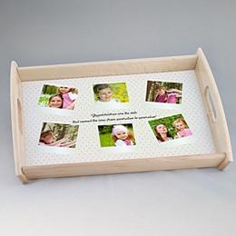 Dienbladen - Fotokado met leukste herineringen - 1