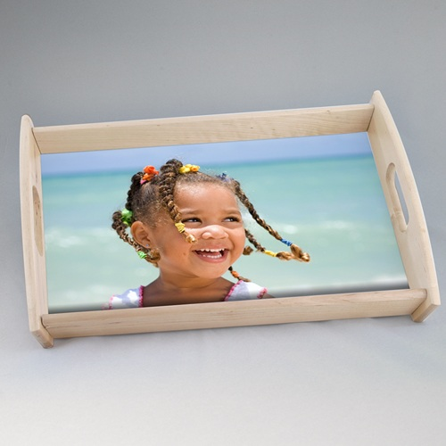 Dienbladen - Foto-personaliseerbaar cadeau/object 11523 thumb