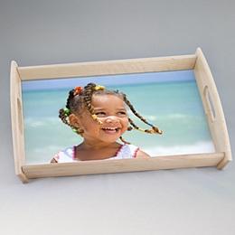 Dienbladen - Foto-personaliseerbaar cadeau/object - 1