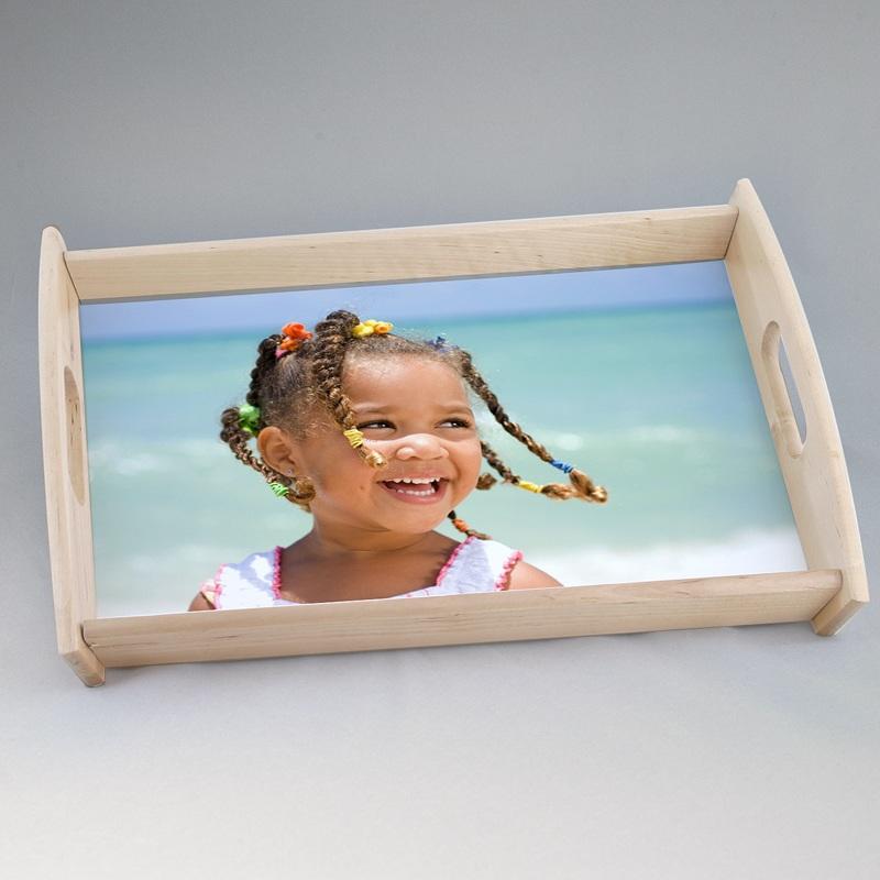 Dienbladen - Foto-personaliseerbaar cadeau/object 11524 thumb