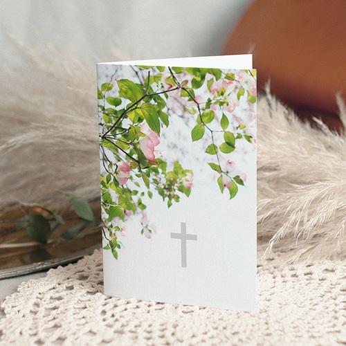Universele Bedankkaartjes Overlijden Eeuwige rozen