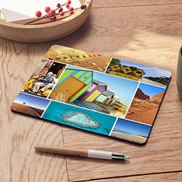 Muismatjes Multi-foto klok