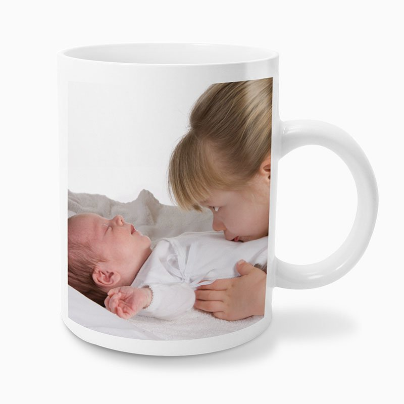 Gepersonaliseerde Fotomokken Babymok