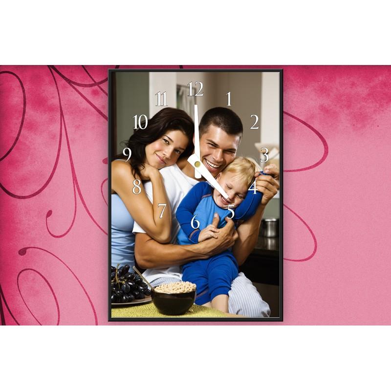 Klokken - Foto-personaliseerbaar cadeau/object 11634 thumb