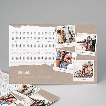 Kalender Jaarplanner 2020 - muurkalender - 1