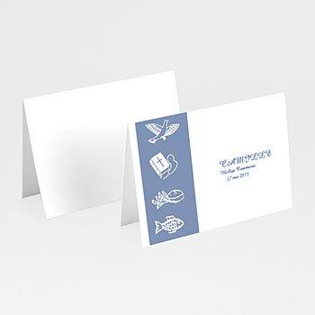 Plaatskaartjes Communie - Doopbeker - 1