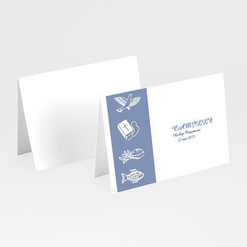 Plaatskaartjes Communie - Doopbeker 11708 thumb