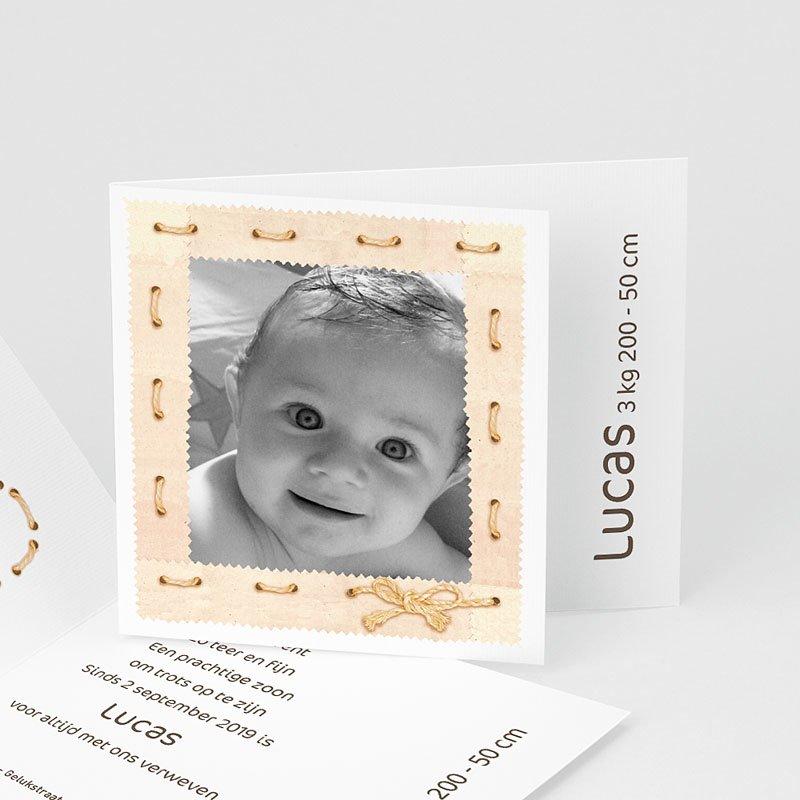 Geboortekaartje meisje - Kan ik niet omheen 11935 thumb