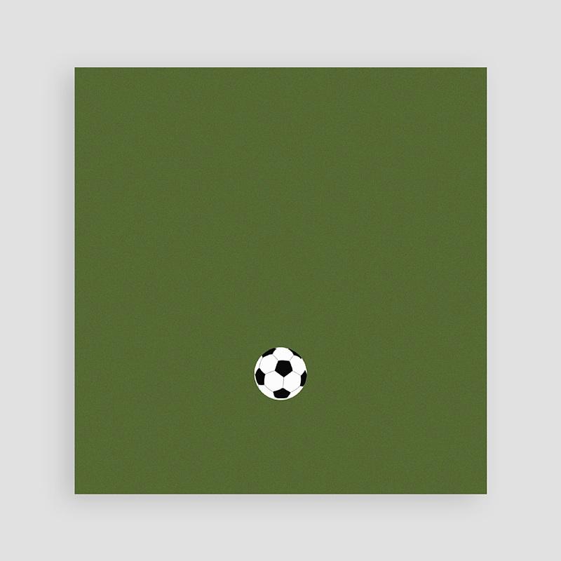 Verjaardagskaarten Jongens Voetbal Uitnodiging Zokaartjes Com