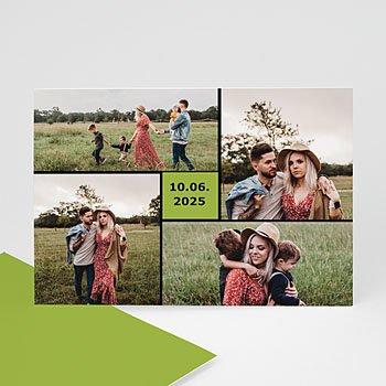Multi fotokaarten, meerdere foto's - Bedankt voor een mooie dag - 1