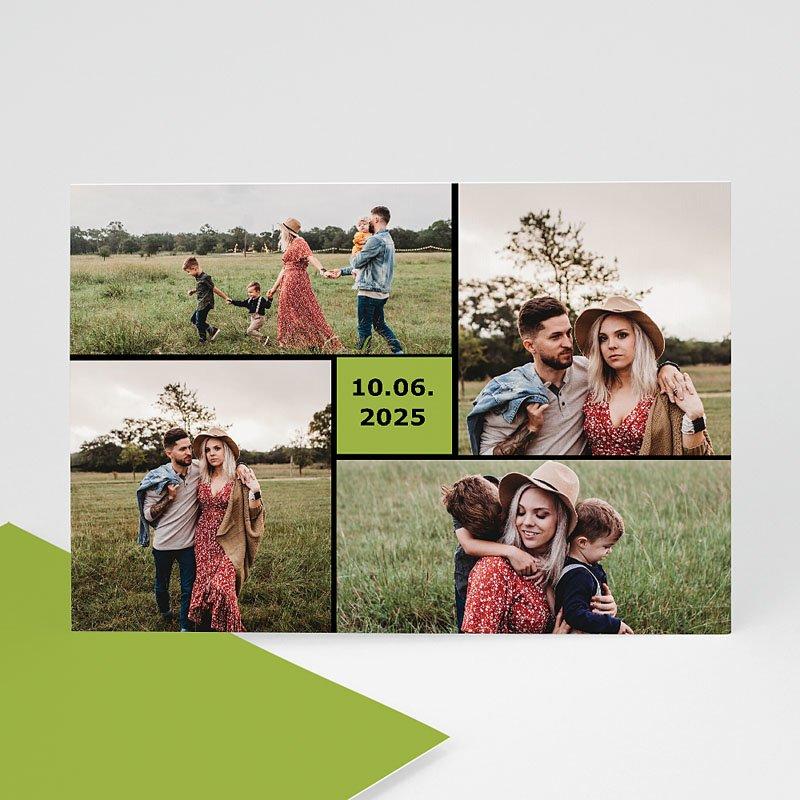 Multi fotokaarten, meerdere foto's - Bedankt voor een mooie dag 12209 thumb