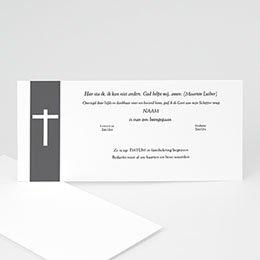 Aankondiging Décès Chrétien Mijn liefde, mijn verdriet