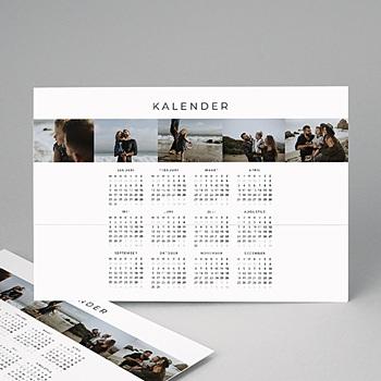 Kalender Jaarplanner 2020 - Vier foto's - 1
