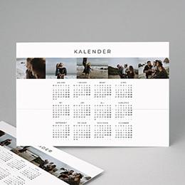Kalender jaaroverzicht - Vier foto's - 1