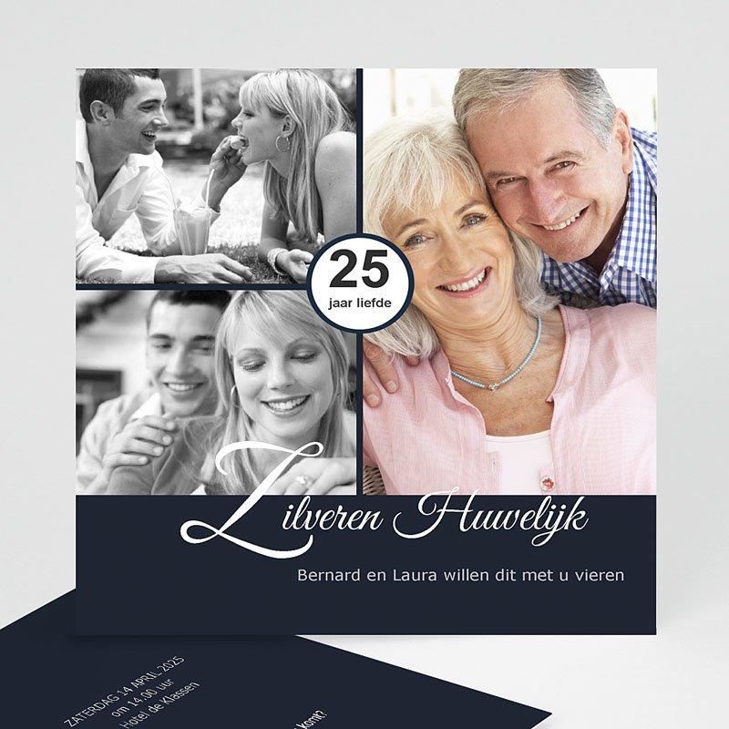 Bruiloft Uitnodigingen Verjaardag Elegante uitnodiging