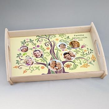 Dienbladen - Familieboom - 1